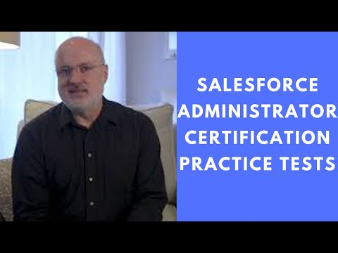 Salesforce Administrator Certification Practice Tests - YouTube