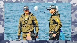 Лучшие непромокаемые костюмы для рыбалки