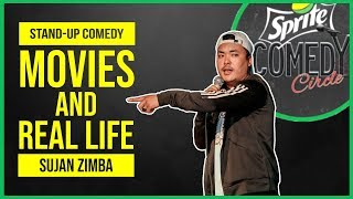 Movies and Real Life | Stand-up Comedy by Sujan Zimba
