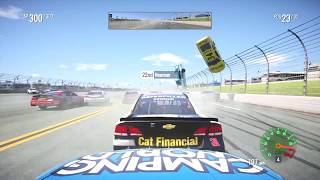 NASCAR Heat 2 Big One Avoidance