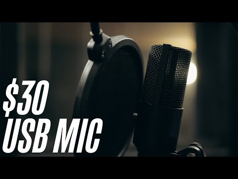 $30 USB MIC – WORTH IT? (Fifine 669B Review)