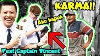 PRANK VINCENT PILOT BELI BAN PESAWAT ft. Captain Vincent Raditya