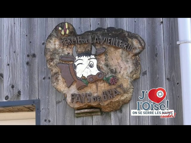 J'aime l'Oise, on se serre les coudes ! Découvrez la Ferme de la Vieille Rue à La Chapelle-aux-Pots