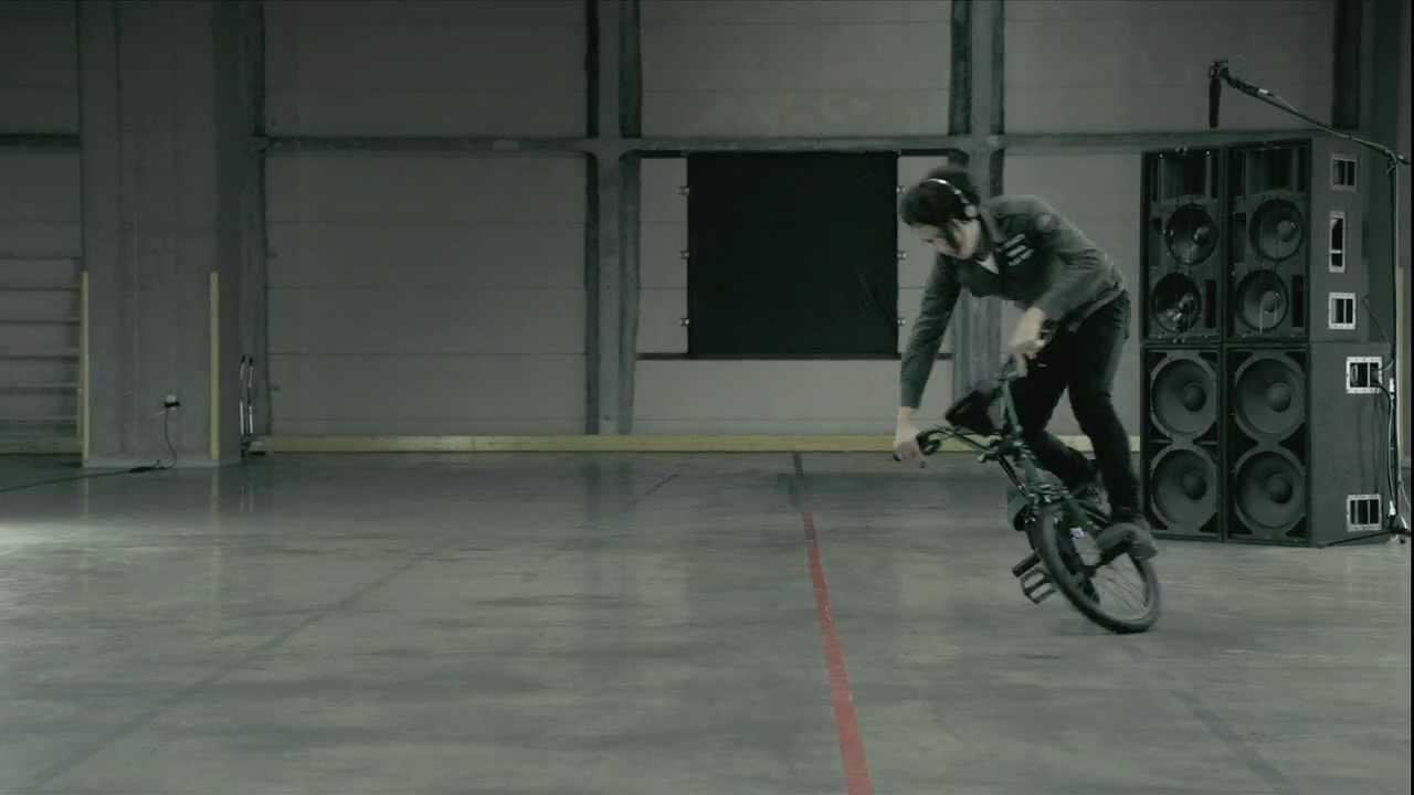 Hacking A BMX Bike To Spin Sick Beats