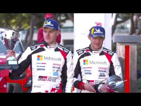 Rally Monte-Carlo 2019 - Highlights of DAY 4
