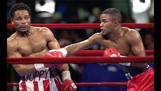 Felix Trinidad vs William Joppy - Highlights (Trinidad KNOCKS OUT Joppy)