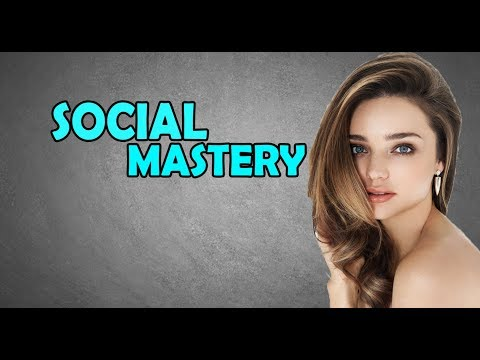 HOW TO TALK TO GIRLS | CONVERSATION MASTERY | KEEP A CONVERSATION GOING