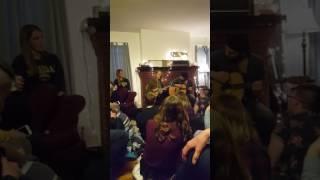 Julia Nunes - Balloons (Ann Arbor living room show)