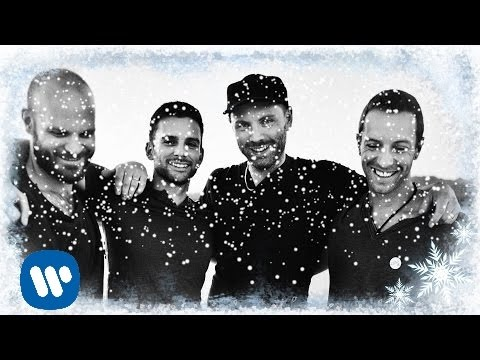 Coldplay - Christmas Lights (Best Christmas Songs)