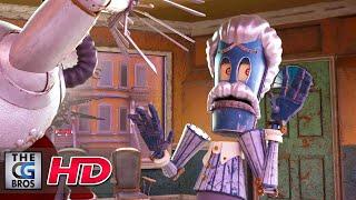 "CGI 3D Animated Short: ""Shears n' Gears"" - by Nicholas Culleton   TheCGBros"