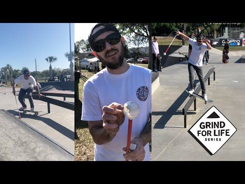 How Does Blind Skateboarder Justin Bishop Figure Out Proximity to the Obstacle?