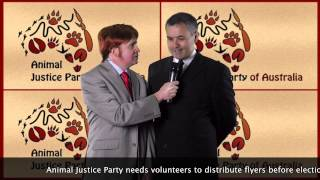 Voting Animal Justice Party