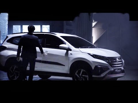 2018 Toyota Rush - interior Exterior and Drive