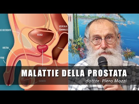 Sintomo di malattie della prostata