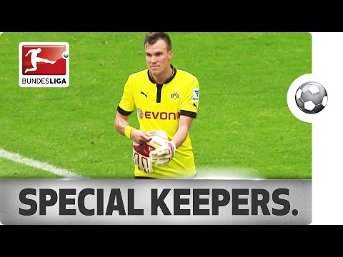 Undercover Keepers - Outfield Players in Goal