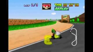 Luigi Raceway flap 37.61 VAJ World Record