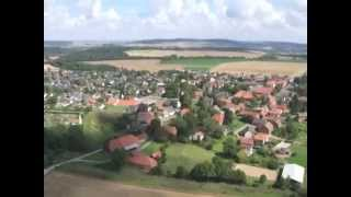 preview picture of video 'Holle/Germany scenic flight'