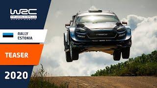 WRC - Rally Estonia 2020: Teaser
