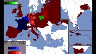 The French Revolutionary Wars: Every Other Day
