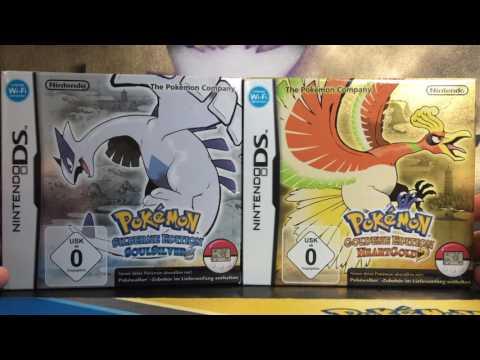 Meine persönliche Top 5 Pokemon Nintendo 3DS und DS Games Spiele Editionen deutsch