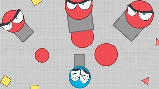 Diep.io BEST MOMENTS #36  FUNNY AND TROLLING MOMENTS IN DIEPIO