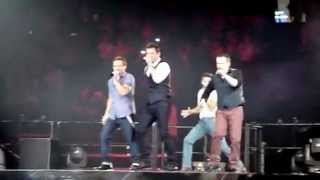 98 Degrees *Heat it Up* Cincinnati 6/25/13