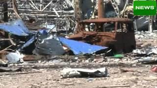 Силовики устроили обстрел посёлка Тельманово Новости Украины сегодня