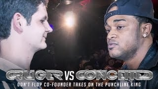 CONCEITED VS CRUGER | Don