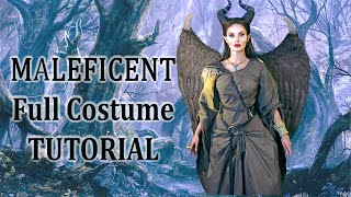 Maleficent Costume Guide - Cosplay Tutorial
