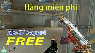 Hàng free AK-47-Knife-Asgard - Anh Đã Già CF