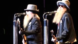 ZZ TOP I Thank You Live Montreal 2012 HD 1080P