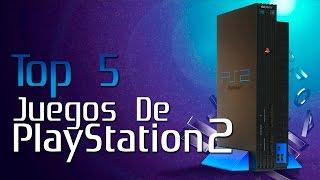 Top 5 Juegos Playstation 2