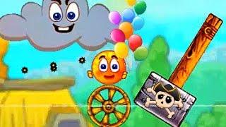 развивающие мультики для детей  мультик спасение апельсина серия 33 мультфильм головоломка для детей