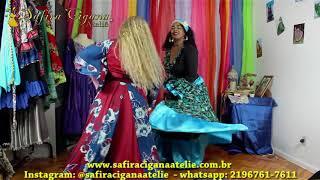 Roupas Ciganas   Gypsy Clothing   La Roupa Gitana   Alessandra E Rita Gueds