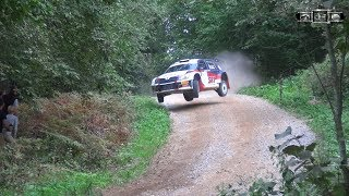 Nikolay Gryazin Rally Elektrenai 2018