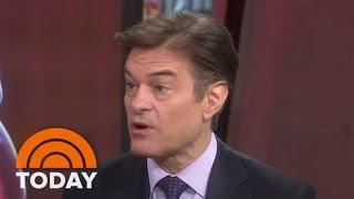 Dr. Oz Shares Life-Saving Tips: What To Do If Someone Has A Heart Attack   TODAY