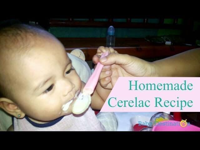 Homemade Cerelac Recepie