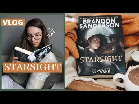 STARSIGHT do BRANDON SANDERSON ?????? (Skyward #2)