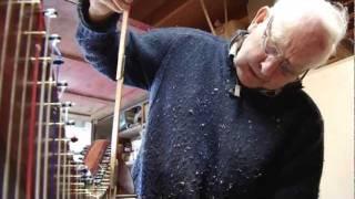 The art of harp making