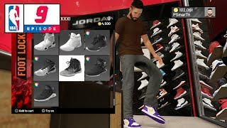 NBA 2K19 My Player Career - Part 9 - SHOE SHOPPING