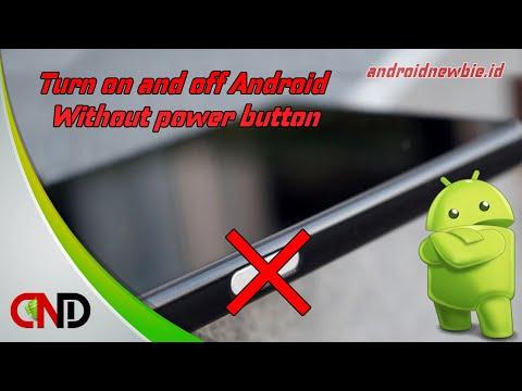 Video Trik hidupkan & matikan layar Android tanpa tombol power