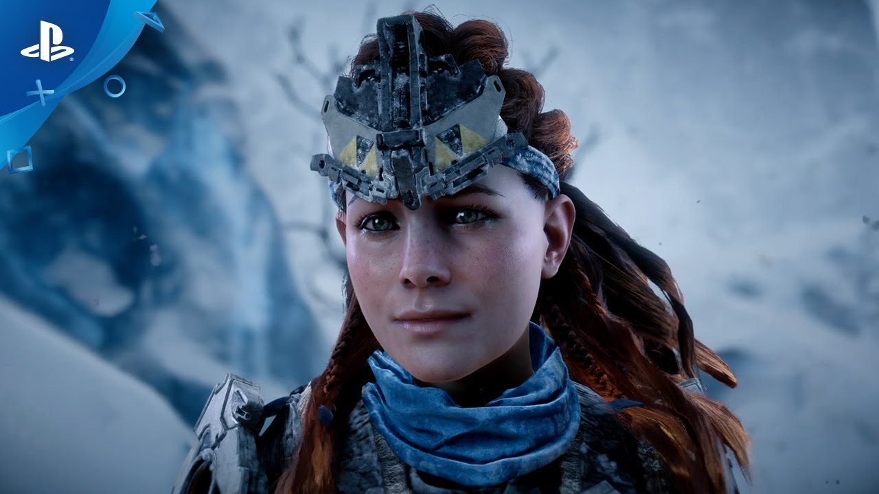 Watch 10+ Minutes of Horizon Zero Dawn: The Frozen Wilds