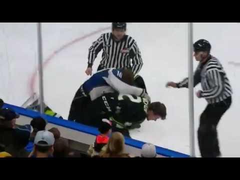 Barrett Sheen vs Kyle Yewchuk