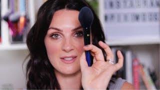 PowderBleu - Soft Powder Brush Makeup Tutorial