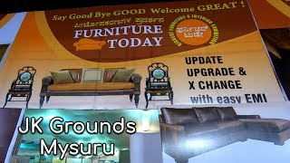 Interior and Furniture Exhibition at JK Grounds Mysore || Furniture Today Mysore