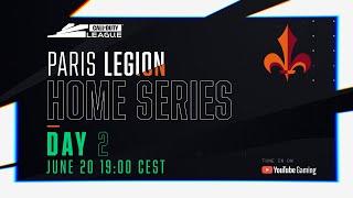 Call Of Duty League 2020 Season | Paris Legion Home Series | Day 2