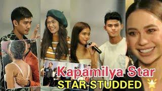 The Hows of Us KAPAMILYA STAR-STUDDED Premiere Night KATHNIEL MarNigo FULL VIDEO Part 1