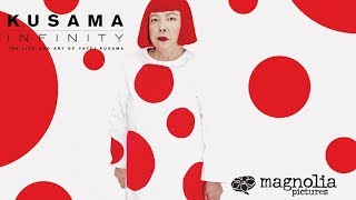 Kusama - Infinity - Official Trailer