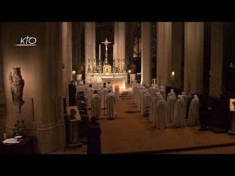 Vêpres et messe du 11 janvier 2020