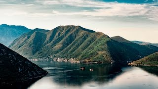 MONTENEGRO : Land of nature in 4k
